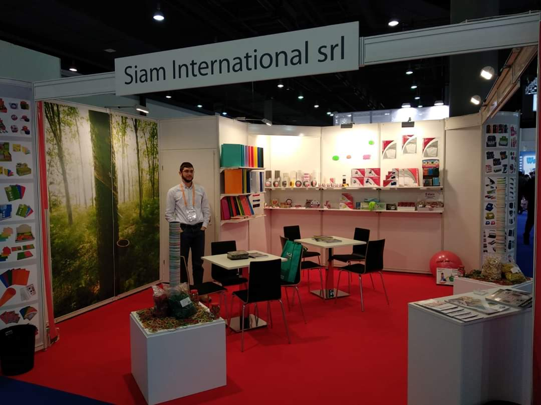 Siam International_stand_Paperworld_2020_ALT